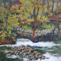 Discovering Pastels with instructor Lisa Walters Behe