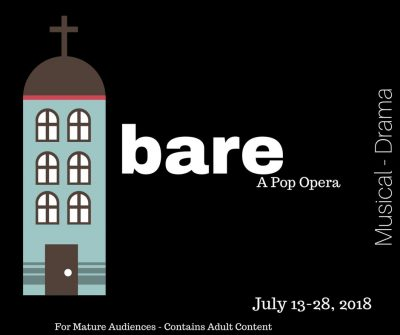"""""""bare: A Pop Opera"""" Auditions at Western Reserve Playhouse!"""