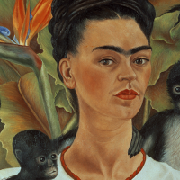 Like the Greats: Frida Kahlo