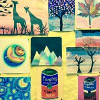 Children's After-School Art Classes with Ms. Anika at Northwest
