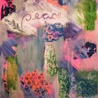 Meditative Painting: Nature and the poetry of Mary Oliver at Summit Artspace on Tusc
