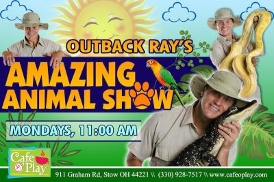 OUTBACK RAY'S AMAZING ANIMAL SHOW