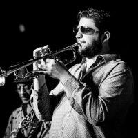 Matt Garrett & the Continental Jazz Band at Live Music Now