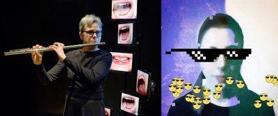 Even & La Berge: Multimedia Faculty/Guest Arti...