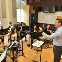 Kent Wind Ensemble Chamber Winds