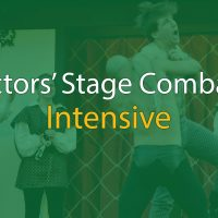 Actors' Stage Combat Intensive