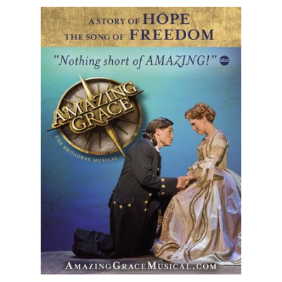 Amazing Grace - The Musical