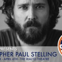 The Summit Presents: Christopher Paul Stelling