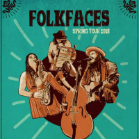 Folkfaces & The Tenants at Jilly's Music Room (Akron, OH)