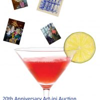 25th Annual ART-tini Auction!