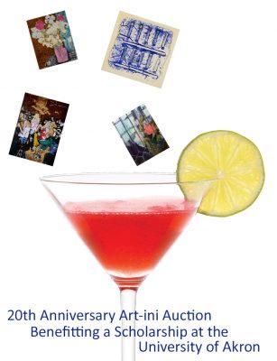 25th Annual ART-tini Auction!