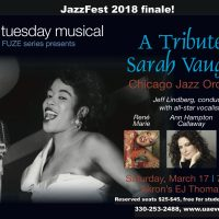 A Tribute to Sarah Vaughan
