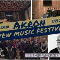 18th Annual Akron New Music Festival