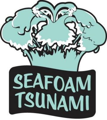 Seafoam Tsuanmi