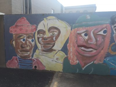 Summit Artspace Mural