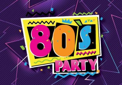 Rocking The 80's Party