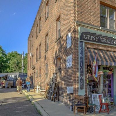 Square Scullery Season Opener at Gypsy Grace & the Vintage Goat