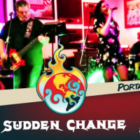 Sudden Change at the Harbor Front Grille