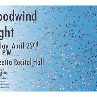 UA Woodwind Night