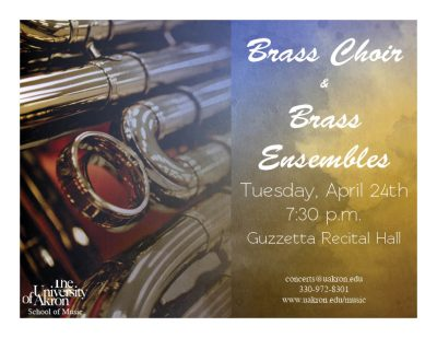 UA Brass Choir