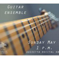 UA Guitar Ensemble