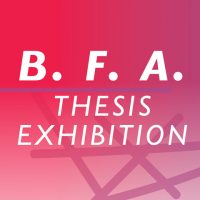 Kent State BFA Thesis Exhibition