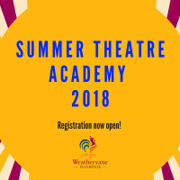 Summer Theatre Academy 2018
