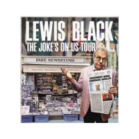 Lewis Black: The Joke's On US Tour 2018