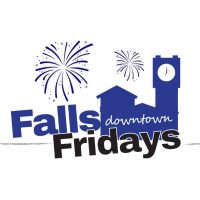 Crafty Mart Pop Up at Falls Downtown Fridays