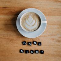 Compass Coffee Game Night