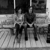 Jen Maurer and Anthony Papaleo perform at Tiki Underground