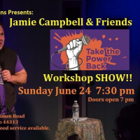Take The Power Back-The Workshop Show