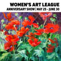 Opening Reception for Women's Art League Anniversary Show