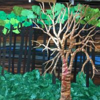 Cuyahoga Valley Institute: Inspirations and Expressions of Nature, a quilting retreat with the Afric