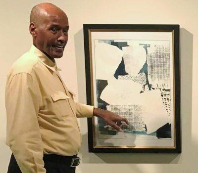 Dale Goode at Gallery of Framing, LLC
