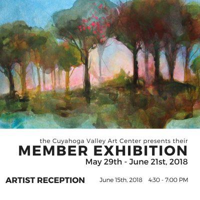 CVAC Member Exhibition: Artist Reception