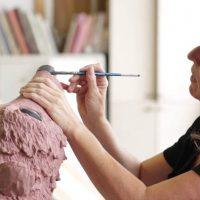 Sculpture Workshop with Kristen Cliffel
