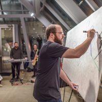 Ed Emberley Gallery Talk with Matt Horak