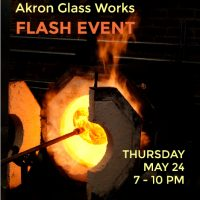 Flash Event - Hot Glass and Live Music Collaborative Performance