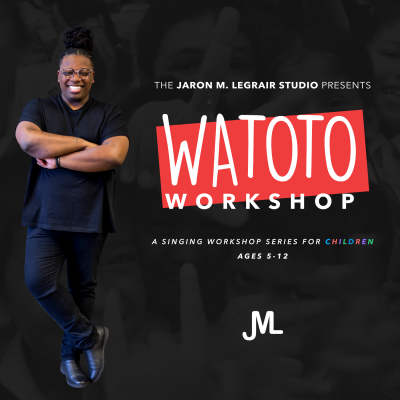 Watoto Workshop: Fun Vocal Techniques for Budding ...