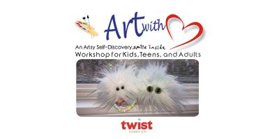 Art with Heart: Sweet Fuzzy Fun