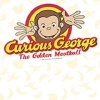 Curious George & The Golden Meatball