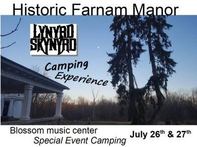 Lynyrd Skynyrd Camping Experience