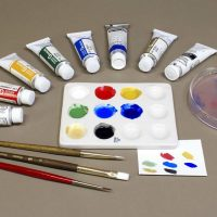Exploring Color: Painting with Gouache