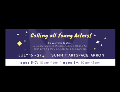 Register now for the Illusion Factory's Summer Theater Camp