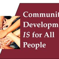 Community Development is for all People
