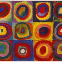 Youth Paint Night: Riff on Kandinsky