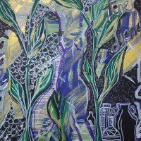 Explore Abstract Painting Workshop: Alternative Jukebox at Summit Artspace on Tusc.
