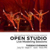 Open Studio: Live Modeling Sessions