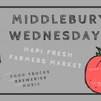 Middlebury Wednesdays